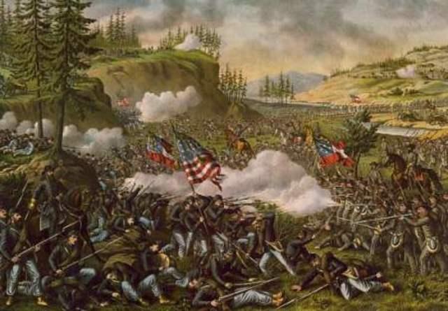 Battle of Chikamauga