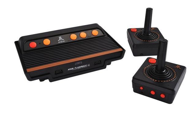 Llega la consola Atari.
