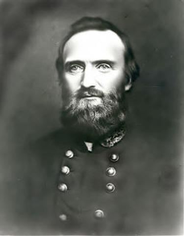 Stonewall Jackson at Harper's Ferry