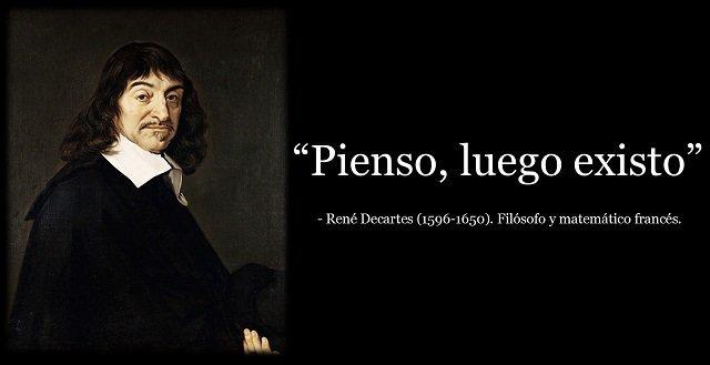 René Descartes. Padre del racionalismo en la ciencia.