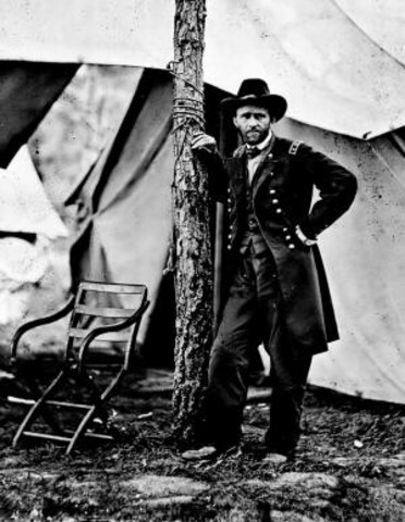 General Ulysses S. Grant awarded