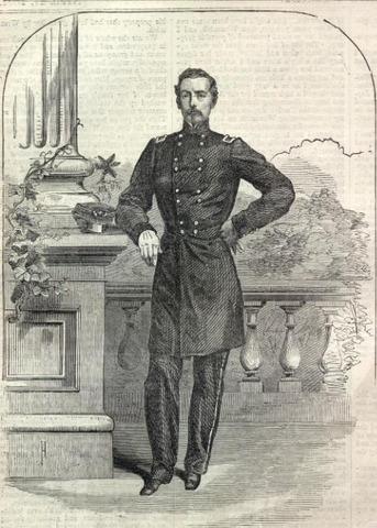 General Beauregard starts the Civil War