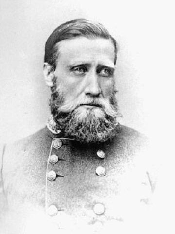 John Bell Hood at the Battle of Sharpsburg