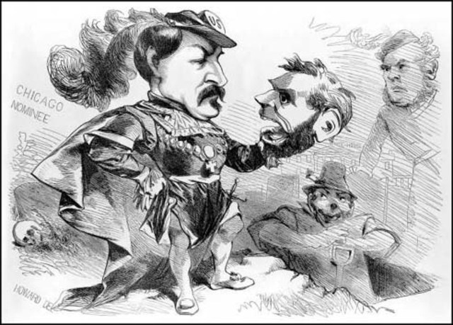 Geogre McClellan