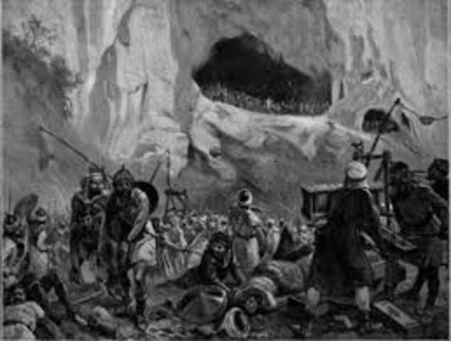 Batalla Covadonga
