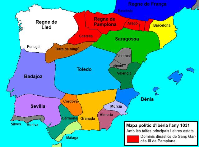 Divisió Califat de Granada