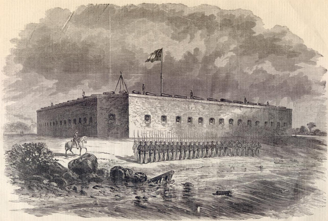 Fort Pulaski, Georgia