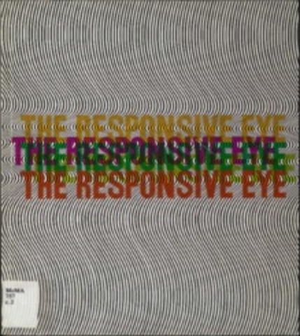 Exhibition: The Responsive Eye, MOMA