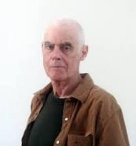 Richard Long born