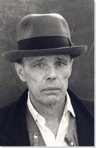 Joseph Beuys born