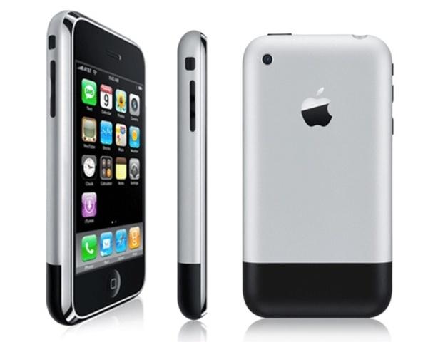 Primer iPhone de Apple