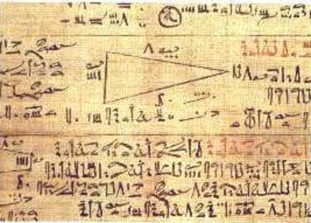 Sistema numérico Egipcio