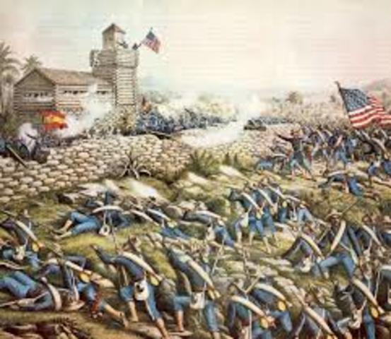Battle of San Juan Hill/ San Juan Heights