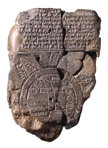 Imago Mundi de Babilonia