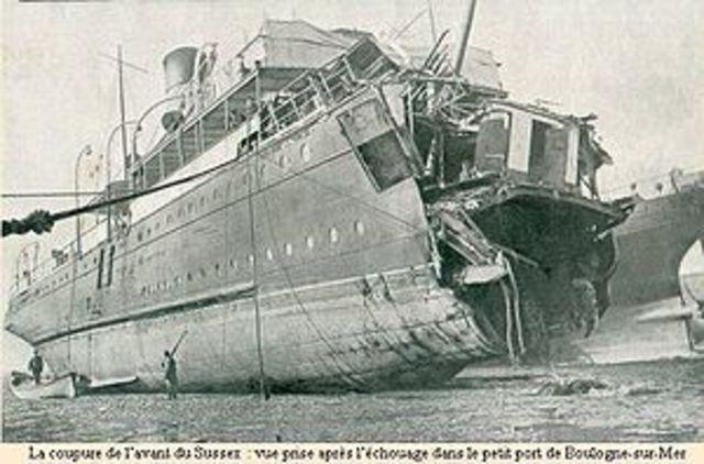Sinking of Sussex