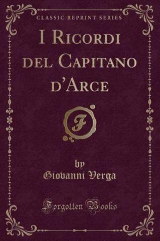 I ricordi del capitano d'Arce