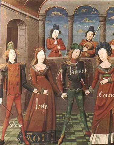 Ocio Edad Media