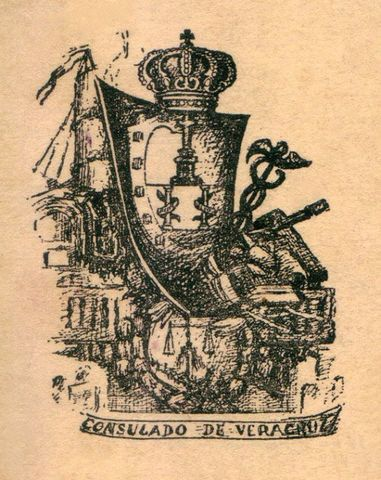 Fue constituido el consulado comerciante de Veracruz