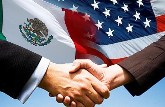 México firmó un tratado de amistad con los Estados Unidos