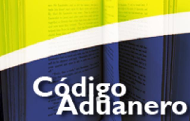 Se publicó el Código Aduanero