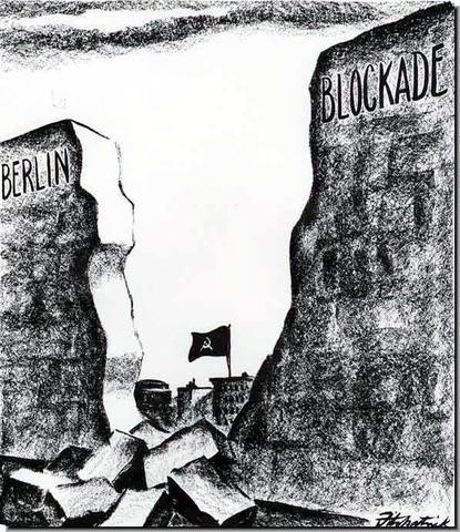 Slutten av berlin blokaden