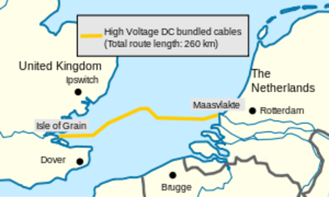 FIRST SUBMARINE FIBER CABLE