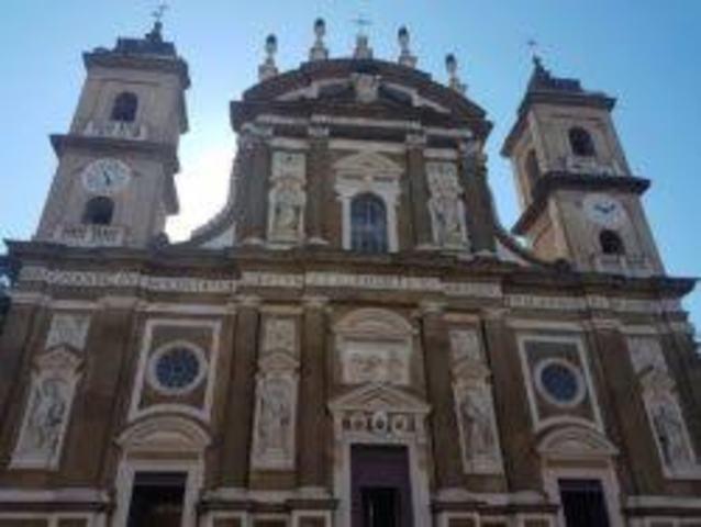 Frascati cattedrale di San Pietro