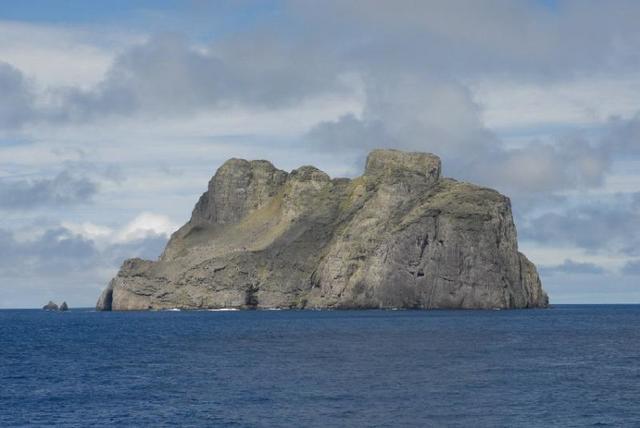 Se forman las primeras islas
