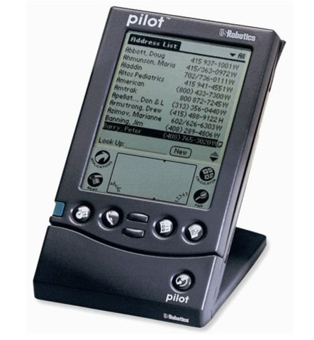 Palm OS 1.0 (Palm, Inc., ACCESS (Garnet OS))
