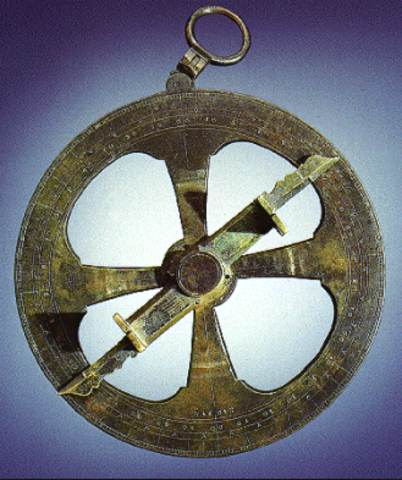 Mariner's Astrolabe: What is it and how it is used