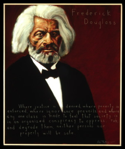 """Publishing of  """"Narrative of the Life of Frederick Douglass, an American Slave"""""""