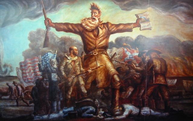 John Brown's raid on Harpers Ferry Armory