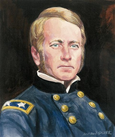 Joseph H ooker replaces Burnsides as Commander of the Army of the Potomac