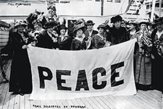 Women's Peace Party forms