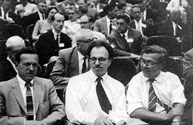 Dicke, Peebles, Roll y Wilkinson.