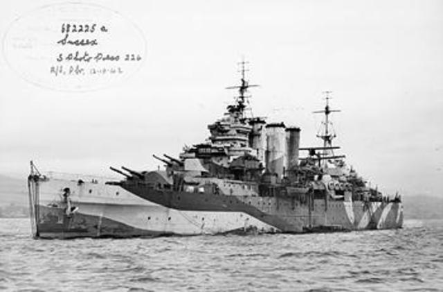 U-Boats torpedo Sussex