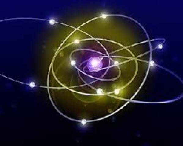 Niel Bohr.