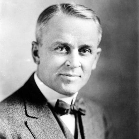 Robert Millikan.