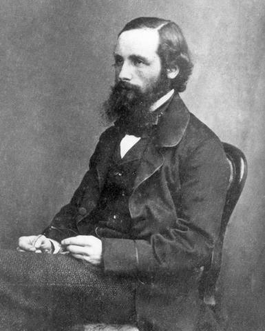 James Clerk Maxwell. Padre de la Teoria Electromagnética.