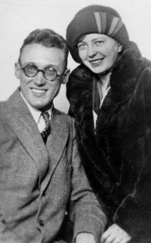 María Goeppert Mayer y Hans Jensen