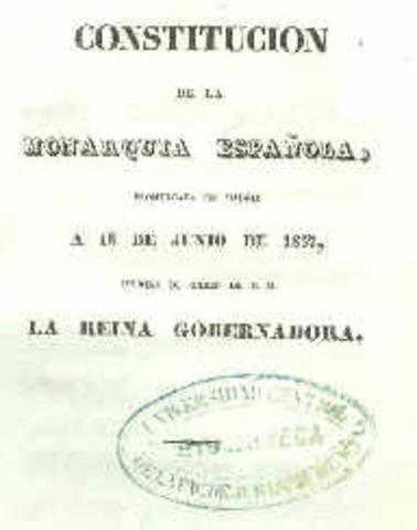 Constitución de 1837.