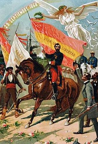 Revolución de 1868.