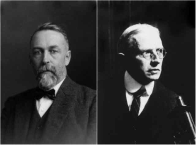 Ejnar Hertzsprung y Henry Norris Russell. Nacimiento y muerte de las estrellas.