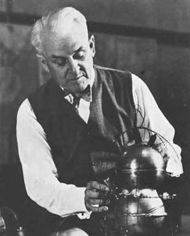 Robert Andrews Millikan. Carga del electrón y el efecto fotoeléctrico.