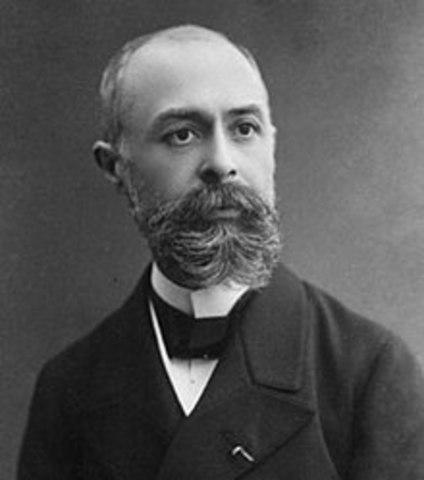 Descubrimiento de la radiactividad - Henri Becquerel