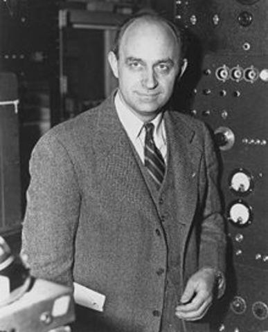 Enrico Fermi. Primer reactor nuclear.