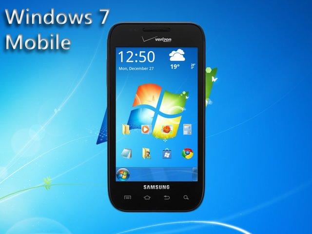 Windows Mobile 7 (Microsoft)