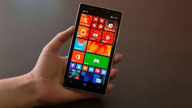 Windows Phone 8.1 (Microsoft)