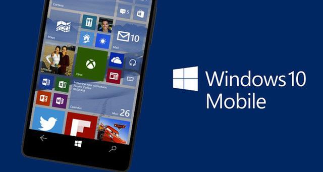 Windows 10 Mobile   (Microsoft) (2015-2017)