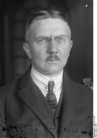 Dr. Hjalmar Horace Greeley Schacht